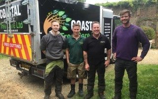 about us, Weymouth tree surgeons, arborists, Weymouth arborists, tree surgeon Weymouth, tree surgeons WeymouthLulworth Castle House
