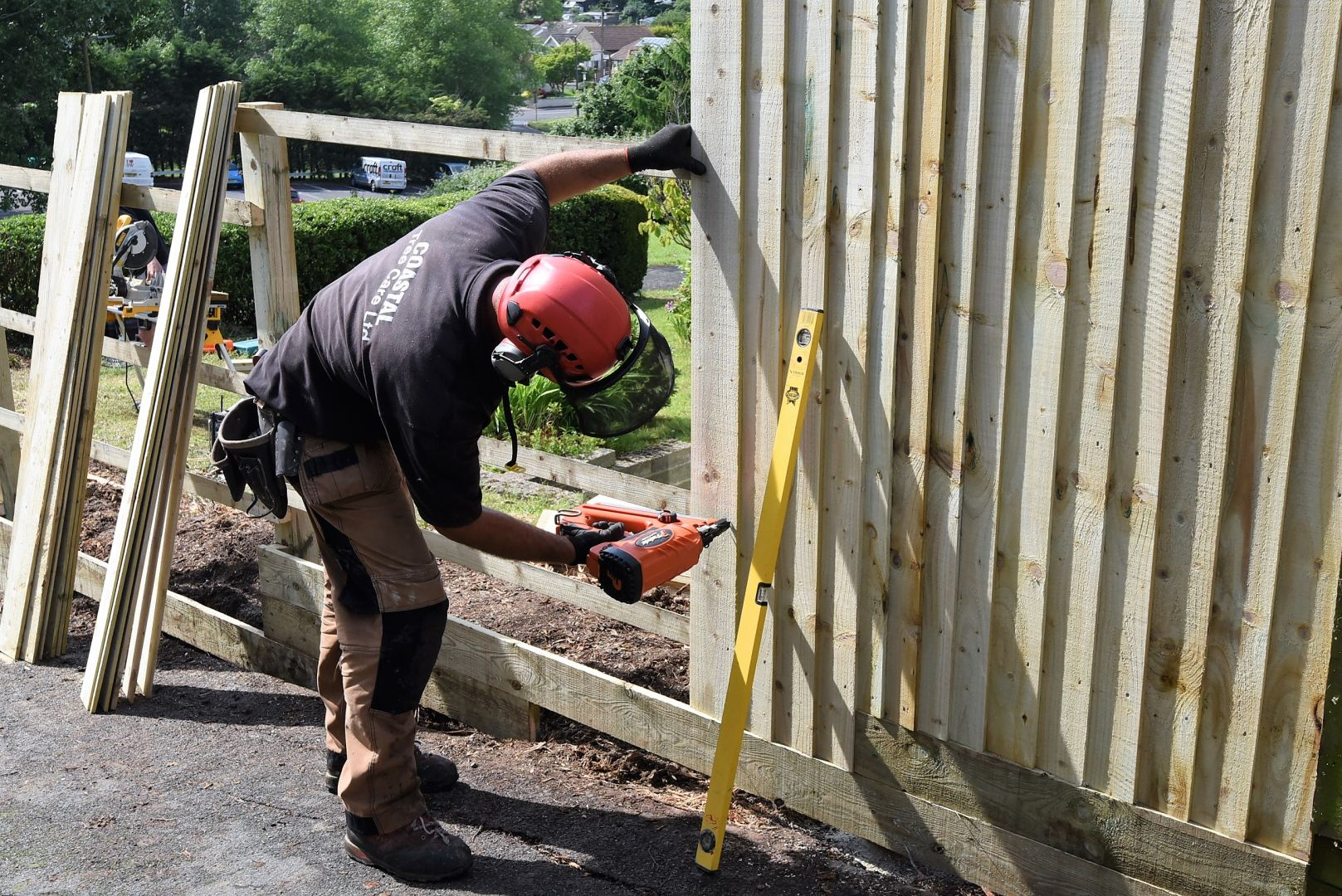fencing, featherboard, Weymouth, Weymouth fencing, fencing specialists,Weymouth fencing specialists