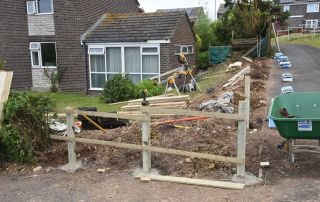 fencing, featherboard, Weymouth, Weymouth fencing, fencing specialists, Weymouth fencing specialists
